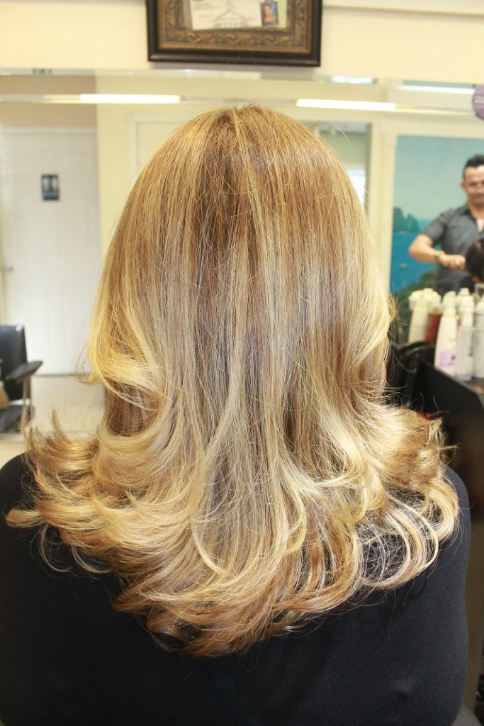 Hairhealers Miamis Best Beauty Salon Best Color Correction Team